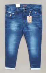 Mixed Slim Mens Big Size Jeans, Waist Size: 34 36 38 40 42 44