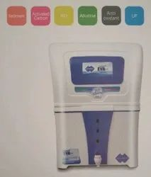 Ro+ Antioxidant Alkaline+ Uf Blue Mount EVA Star, For Water Purification, Capacity: 7.1 L to 14L