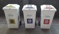 Biohazard Waste Bins