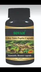 Giloy Tulsi Papita Capsule