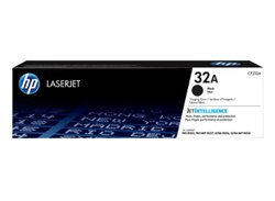 Hp CF232A black original LaserJet Toner cartridge