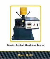 Mastic Asphalt Tester