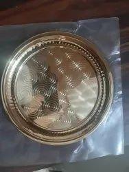 Brass Ring Plate