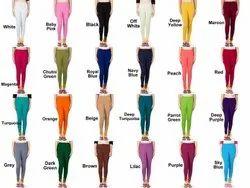 Churidar 4 Way Streachable Cotton Lycra Leggings, Size: XL-XXL