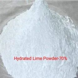 Hydrated Lime Powder-70%, For Water Disinfectant