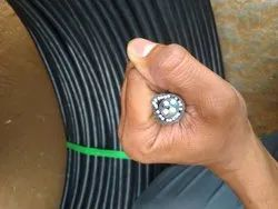 4core Number Of Cores: 4 Core 4cx4sqmm, Aluminium Solid Conductor, Armoured Cable
