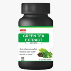 Green Tea Extract Capsules