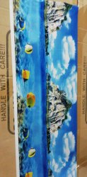 Aquarium Fish Tank Background Poster, Packaging Type: Box
