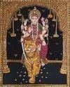 Durga Mata Tanjore Painting