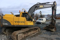 Volvo 210 240 290 Excavator Spare Parts