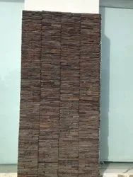 Multicolor Natural Slate Stone, Tiles, Thickness: ~14mm