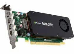 Quadro K1200 4GB GDDR5 Equal To Nvidia 1050ti Software Card