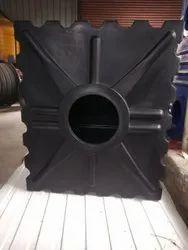 Limber Black Loft Tank