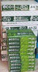 Eco Rise A4 Size Copier 70 Gsm 500 Sheets