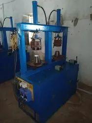 Coir Pot Making Machines, 4-5 Units Per Hour, Production Capacity: 600 Pots Per Machine Per Shift