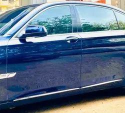 ABS Chrome Automotive Car Side Beading for BMW, Vehicle Model: Set Of 4 Pcs