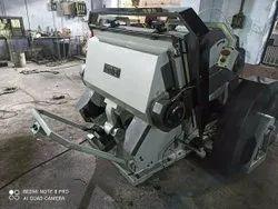 Casting Planten Punching Creasing Machine, Packaging Type: Carton Box, Automation Grade: Semi-Automatic
