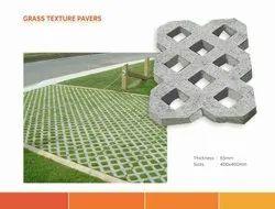 Artificial Textured Grass paver