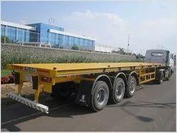 40 Feet High Bed Trailer Transportation Services