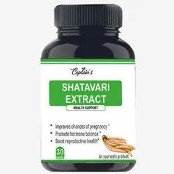 Shatavari Extract Capsules