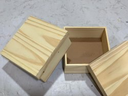 Dry Fruit Wooden Box