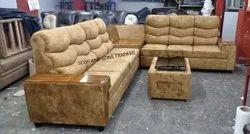 Screen corner sofa