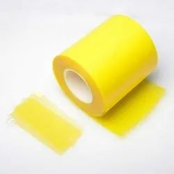 TPU Yellow Roll For Edge To Edge For Curve Phone, Packaging Size: 17cm X100mtrs