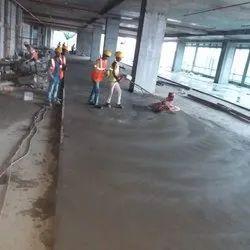 Commercial Building Vdf Trimix Flooring Service