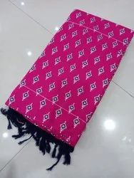 Handloom South Cotton Printed Dress material