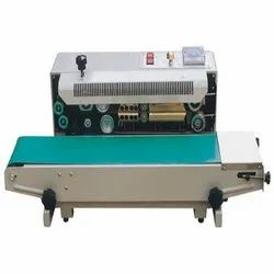 Sealing Machine, Voltage: 220, Capacity: 500-1000 pouch per hour