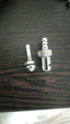 Dwyer Instruments 166-12-CF Pocket Size Pilot Tube