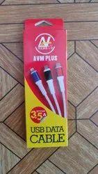 Avm light data cable
