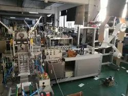 Non Woven Surgical Mask Making Machine