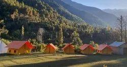Waterproof Swiss Cottage Tent