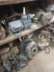 Single Phase Motor Rewinding Services