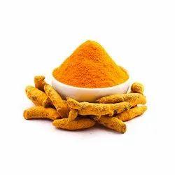 Unpolished Sangli Turmeric Powder