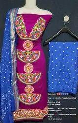 Kutchi Ghamthi Work Dress