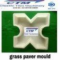 Block Grass Paver Mould