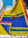 Traditional Handloom Cotton Silk Sarees