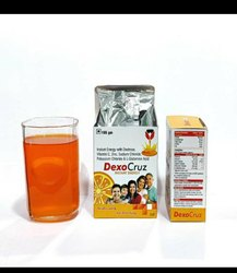 Dextrose & vitamin c Energy drink