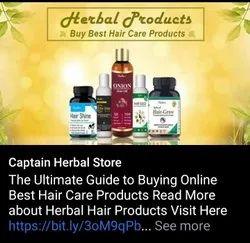 captain Natural Ayurvedic Hair Growth Oil