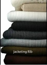 Jacketing Rib Knit Fabric