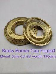 Lpg Gas Stove Brass Burner Cap