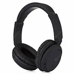 Wireless Black headphone