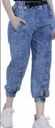 Regular Blue Ladies Jeans
