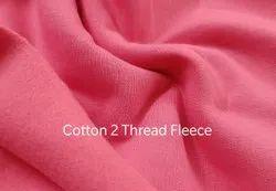 Cotton Two Thread Fleece