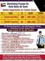Work Permit Visa Security Guard / Supervisors For Dubai, Uae, India, 15 Days