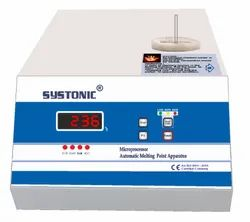 Melting Point Apparatus Systonic
