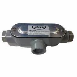 Dwyer 629C-05-R1-P1-E5-S3 Wet Differential Pressure Transmitter Range 100 PSID