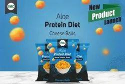 Aloe Protein Diet Cheese Ball